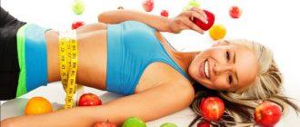 девушка ускорила метаболизм и похудела