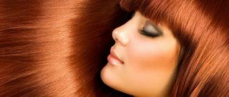 красивые волосы у девушки после окрашивания
