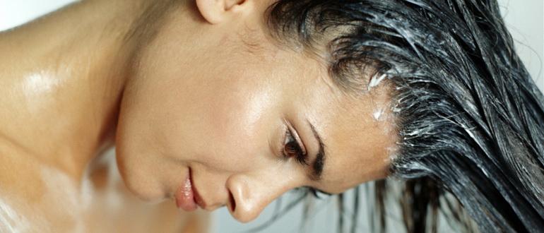 волосы после пилинга