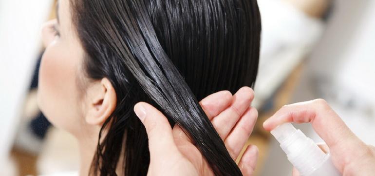 девушка ускорила рост волос дома