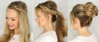 модные прически на средние волосы девушкам