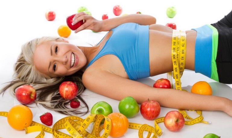 девушка решила похудеть с помощью лечебного голодания