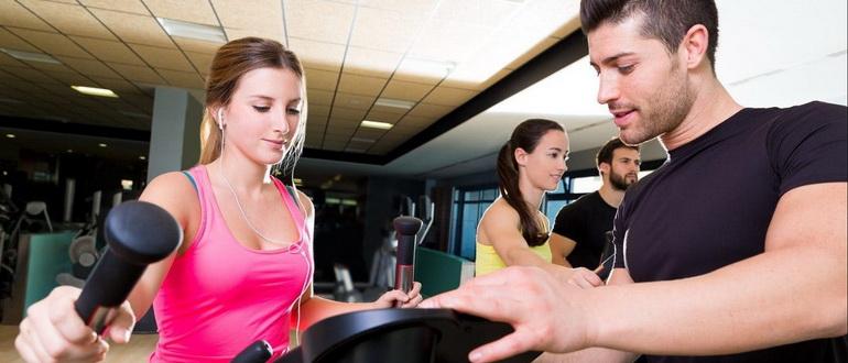 Как заниматься на эллиптическом тренажере, чтобы похудеть? программа тренировок на эллипсоиде для женщин и мужчин