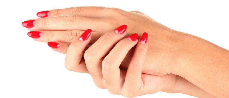 кожа на руках не потресканная