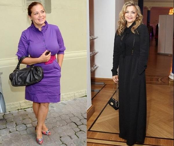 Ирина Пегова похудела фото до и после
