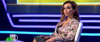 Телеведущая Анфиса Чехова похудела