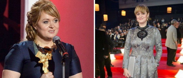 Анна Михалкова похудела: фото до и после,