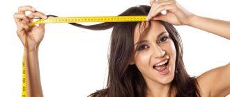 Девушка быстро отрастила длинные волосы в домашних условиях