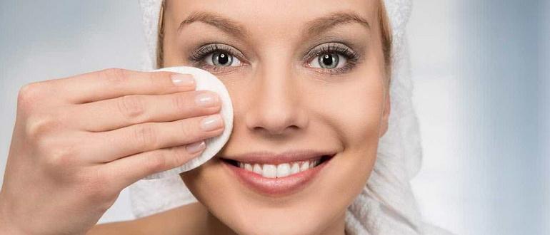 как правильно ухаживать за комбинированной кожей лица