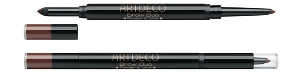 "Тени-карандаш для бровей Artdeco ""Brow Duo Powder & Liner"""