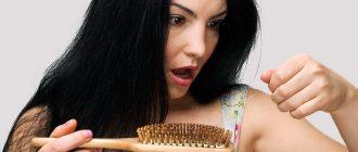 Укрепление волос от выпадения в домашних условиях