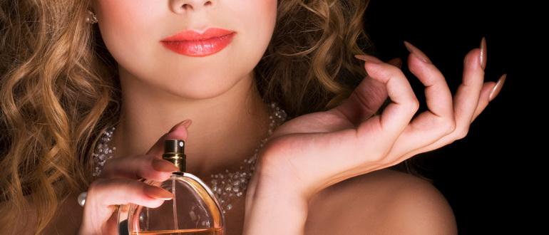Женские духи с феромонами